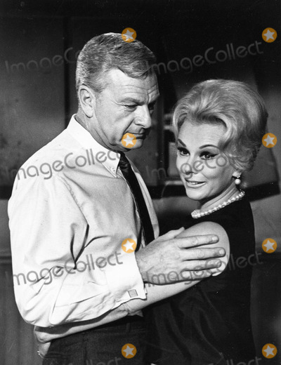 Eva Gabor, Eddie Albert Photo - Eva Gabor Eddie Albert photo by smp-globe Photos, Inc.