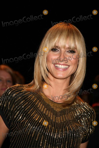 Heidi Klum Photo - Project Runway Fashion Show Mercedes-benz Fashion Week Bryant Park Tents, NYC Feb 8, 08 Photos by Sonia Moskowitz, Globe Photos Inc 2008 Heidi Klum