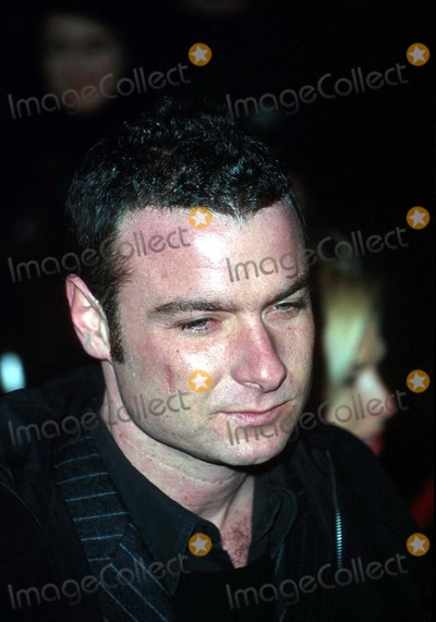 "Liev Schreiber, John B Photo - ""LA Boheme"" Opening Night at the Broadway Theatre in New York City 12/06/2002 Photo by John B. Zissel/ipol., Inc. 2002 Liev Schreiber"