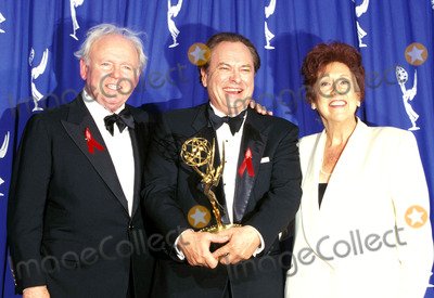 Carroll O'Connor, Jean Stapleton, Rip Torn Photo - 48th Annual Emmy Awards Jean Stapleton_carroll O'connor_rip Torn Photo by Lisa Rose-Globe Photos,inc. Jeanstapletonretro