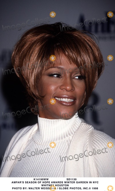 Whitney Houston Photo - Whitney Houston