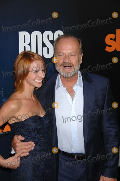 Kayte Walsh, Kelsey Grammer Photo - Kayte Walsh and Kelsey Grammer During the Premiere of the New Television Drama Series From Starz Boss, Held at the the Arclight Cinemas on October 6, 2011, in Los Angeles. Photo: Michael Germana - Globe Photos, Inc.