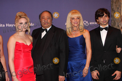 John Catsimatidis, Rita Hayworth Photo - 2009 Alzheimer's Association Rita Hayworth Gala at the Waldorf Astoria in New York City 10-27-2009 Photo by Barry Talesnick-ipol-Globe Photos, Inc. John Catsimatidis Jr., Margo Catsimatidis, John Catsimatidis St., Andrea Catsimatidis