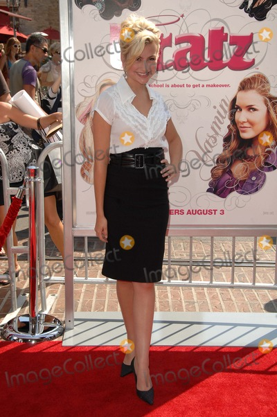 Photo - Los Angeles Premiere of Bratz Held at Pacific Theaters at the Grove,west Hollywood Ca.7-29-07 Photo:david Longendyke-Globe Photos Inc.2007 Image: Chelsey Staub
