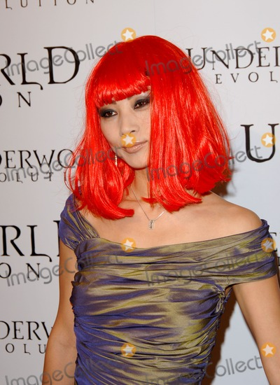 Bai Ling, Underworld Photo - Underworld Evolution Premiere, at the Cinerama Dome Los Angeles, CA. 1/11/2006 Photo by Fitzroy Barrett / Globe Photos Inc. 2006 Bai Ling
