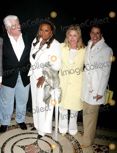 Dennis Basso, Kathy Hilton, Lorraine Bracco, Star Jones, Group Shot Photo - Dennis Basso Fall/winter 2004 Fashion Show at Cipriani in New York City 5/26/2004 Photo By:john Barrett/Globe Photos, Inc 2004 Dennis Basso, Star Jones, Kathy Hilton and Lorraine Bracco