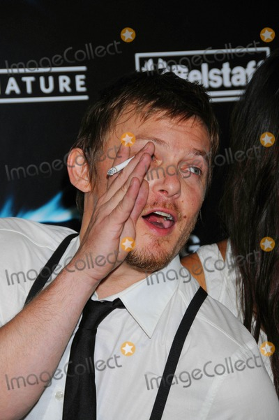 "Norman Reedus, The Darkness Photo - Premiere of "" the Dark Knight "" at Amc Loews Lincoln Square , New York City 07-14-2008 Photo by Ken Babolcsay - Ipol-Globe Photos 2008 Norman Reedus"