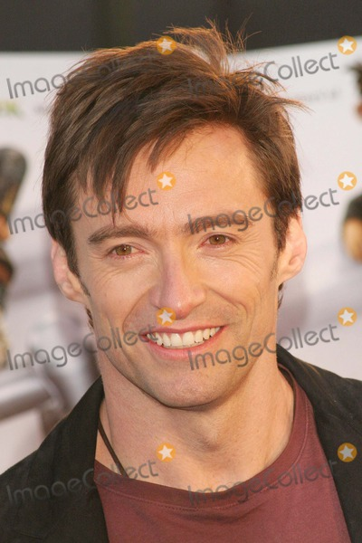 "Hugh Jackman, John B Photo - World Premier of Dreamworks Animation's & Aardman Features ""Flushed Away"" Amc Lincoln Square-nyc- 10/29/06 Hugh Jackman Photo by: John B. Zissel-ipol-Globe Photos, Inc 2006"