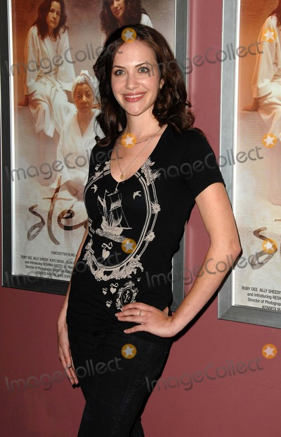 "Photo - Premiere Screening of ""Steam"" at Laemmle's Sunset 5 in West Hollywood, CA 03-13-2009 Image: Kate Siegel Photo: Scott Kirkland / Globe Photos"