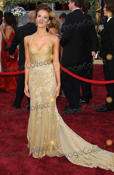 Jessica Alba Photo - 78th Annual Academy - Oscars Awards (Arrivals) Kodak Theatre, Los Angeles CA 03-05-2006 Photo: Fitzroy Barrett-Globe Photos Inc 2006 Jessica Alba