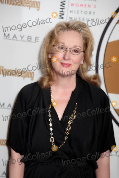 Meryl Streep, Meryl  Streep Photo - Good Housekeepings 'Shine on' Gala Celebrates 125 Years of Women Making Their Mark New York City Center, NYC 04-12-2010 Photos by Sonia Moskowitz, Globe Photos Inc 2010 Meryl Streep