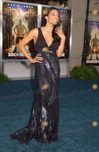"Rosario Dawson Photo - Rosario Dawson. attends the Premiere of ""zookeeper""at the Village Theater in Westwood,ca on July 6,2011 photo by Phil Roach-ipol-globe Photos"