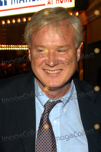 Chris Matthews, Bill Maher Photo - Bill Maher: Victory Opening Night at the Victory Theatre, New York City 05/05/2003 Photo: Rick Mackler/ Rangefinder/ Globe Photos Inc. 2003 Chris Matthews