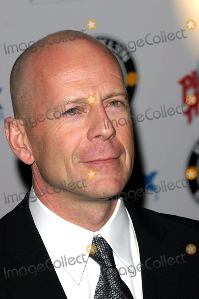 Bruce Willis, John B Photo - Hostage Premiere at the Ziegfeld Theatre in New York City 03-08-2005 Photo by John B. Zissel-ipol-Globe Phoos, Inc. 2005 Bruce Willis