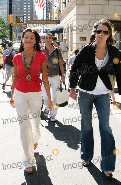"Sofia Vergara Photo - Sofia Vergara Leaving Hotel For "" Four Brothers "" Press Junket in New York City 7-23-2005 Photo By:rick Mackler-rangefinders-Globe Photos, Inc"