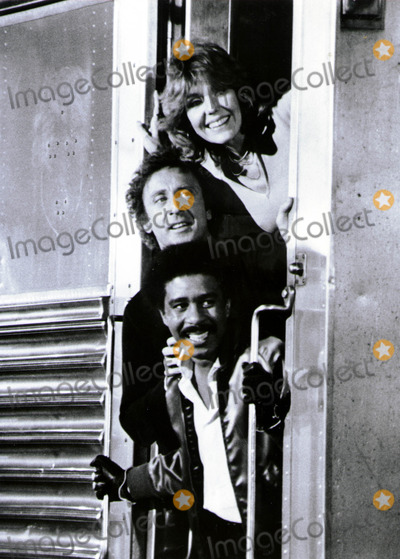 "Richard Pryor, Gene Wilder, Jill Clayburgh Photo - Jill Clayburgh Gene Wilder Richard Pryor ""Silver Streak"" Supplied by Globe Photos, Inc."