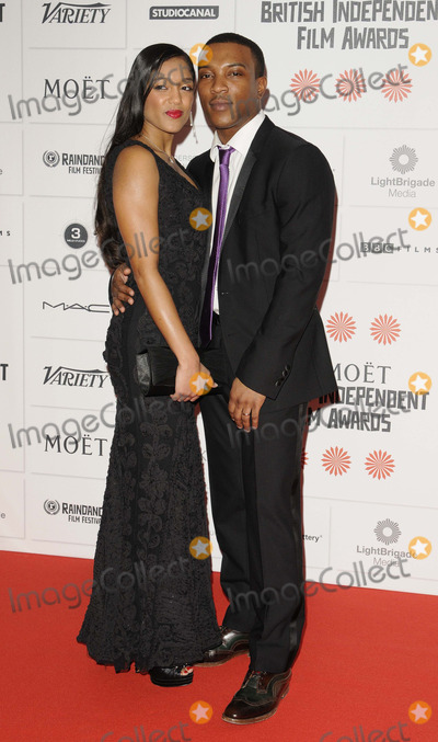 Ashley Walters, Ashley Walter Photo - LONDON, ENGLAND - DECEMBER 08: Danielle Isaie & Ashley Walters at the Moet British Independent Film Awards 2013, Old Billingsgate Market, Lower Thames St., on Sunday December 08, 2013 in London, England, UK. Credit: Capital Pictures/face to face- Germany, Austria, Switzerland and USA rights only -