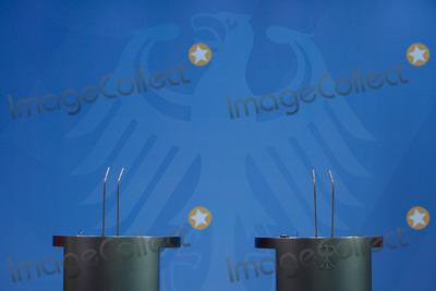 Angela Merkel Photo - Bundeskanzlerin Merkel empfing die Ministerpraesidentin von Norwegen Erna Solberg mit militaerischen Ehren am 20. November 2013 im Bundeskanzleramt Berlin. Anschliessend sprachen beide auf der gemeinsamen Pressekonferenz im Foyer des Bundeskanzleramtes. German Chancellor Angela Merkel welcomed the Minister President of Norway Erna Solberg, with military honors at the 20th November 2013 at the Federal Chancellery in Berlin. Subsequently, both spoke at a joint press conference in the foyer of the Federal Chancellery.     Credit: Stocki/face to face