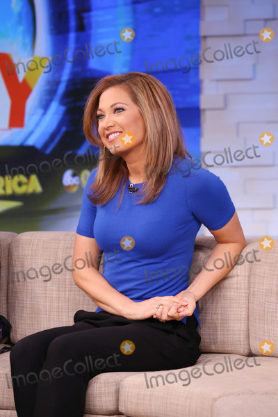 Good Morning America Ginger : Photos and pictures ginger zee from abc s good morning