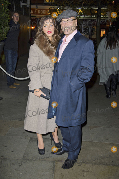 Greg Wallace Photo - LONDON, ENGLAND - DECEMBER 12: Greg Wallace attending English National Ballet Annual Christmas Season Celebrity Party at St Martins lane Hotel on December 12, 2013 in London, England. CAP/CJ Chris Joseph/Capital Pictures/face to face - Germany, Austria, Switzerland and USA rights only -