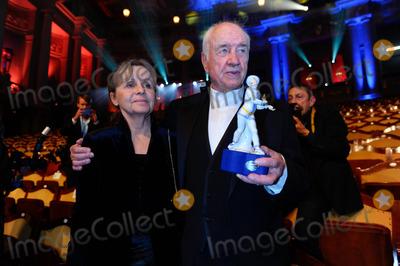 Armin Mueller-Stahl Photo - Armin Mueller-Stahl, Gabrielle Scholz, 35.Verleihung Bayerischer Filmpreis im Prinzregententheater am 18.01.2014 in Muenchen