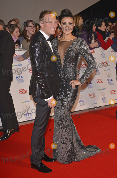 Antony Cotton, Kym Marsh, The National Photo - LONDON, ENGLAND - JANUARY 22: Antony Cotton & Kym Marsh at the National Television Awards at 02 Arena on January 22, 2014 in London, England. 