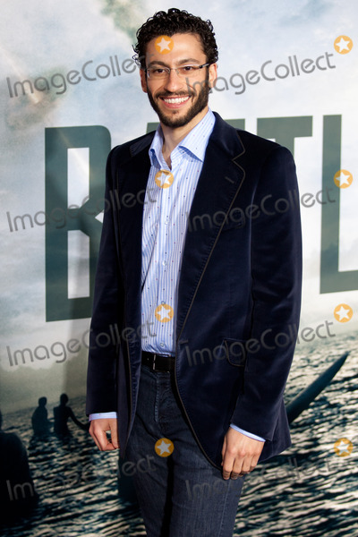 Adam Tsekhman Photo - WESTWOOD, CA. - MARCH 8: Adam Tsekhman arrives at Columbia Pictures premiere of Battle: Los Angeles on March 8th 2011 at the Regency Village Theater in Westwood, Ca.
