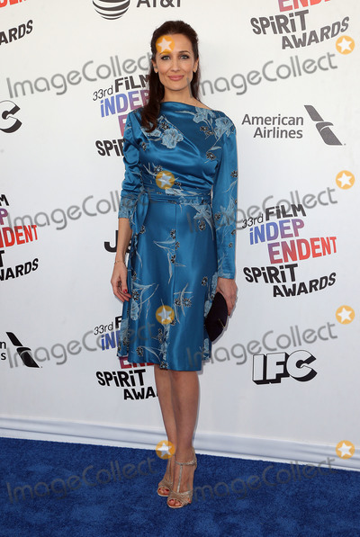 Ana Asensio, Ana Ivanoviæ Photo - 03 March 2018 - Santa Monica, California - Ana Asensio. 33rd Annual Film Independent Spirit Awards held at the Santa Monica Pier. Photo Credit: F. Sadou/AdMedia