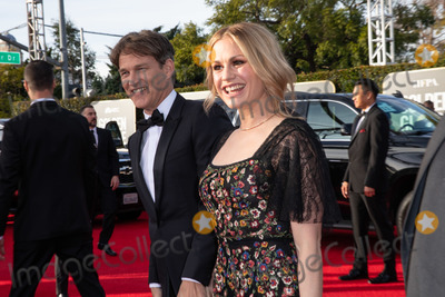 Anna Paquin, Stephen Moyer, Anna Paquin-, Stephen Moyer-, Anna Maria Perez de Taglé Photo - 05 January 2020 - Beverly Hills, California - Stephen Moyer and Anna Paquin. 77th Annual Golden Globe Awards held at the Beverly Hilton. Photo Credit: HFPA/AdMedia