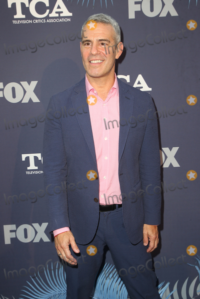 Andy Cohen Photo - 02 August 2018 - West Hollywood, California - Andy Cohen. FOX Summer TCA All-Star Party. Photo Credit: F. Sadou/AdMedia