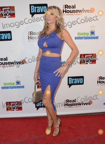"""Alexis Bellino Photo - 16 June 2016 - Hollywood. Alexis Bellino. Arrivals for Bravo's """"The Real Housewives of Orange County"""" Season 11 Premiere Party and 10 Year Celebration held at Boulevard3. Photo Credit: Birdie Thompson/AdMedia"""