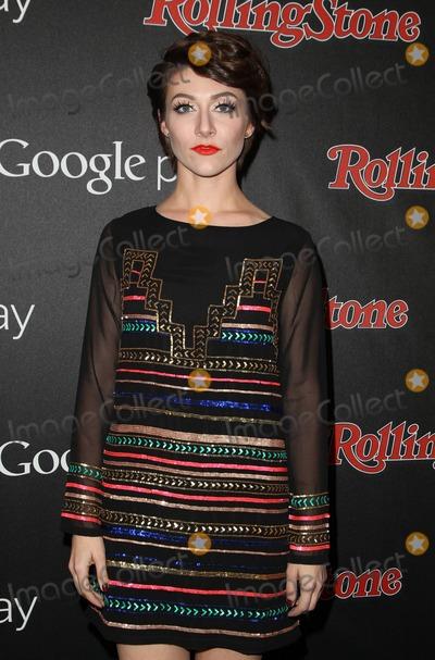 Amy Heidemann, Rolling Stones Photo - 05 February 2015 - Los Angeles, Amy Heidemann. Rolling Stone X GooglePlay Held at El Rey Theatre. Photo Credit: F.Sadou/AdMedia