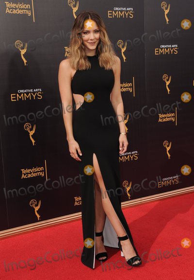 Katharine McPhee Photo - 11 September 2016 - Los Angeles, California. Katharine McPhee. 2016 Creative Arts Emmy Awards - Day 2 held at Microsoft Theater. Photo Credit: Birdie Thompson/AdMedia