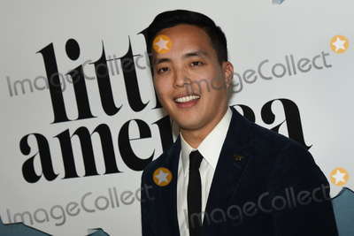 """Alan Yang Photo - 23 January 2020 - West Hollywood, California - Alan Yang. Apple TV+ """"Little America"""" Los Angeles Premiere held at the Pacific Design Center. Photo Credit: Billy Bennight/AdMedia"""