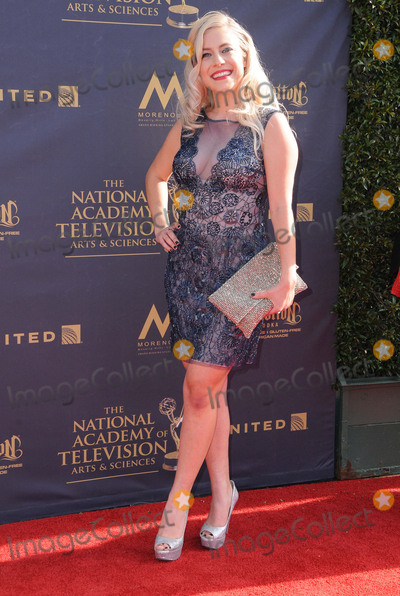 Ashlee Macropoulos, (+44), +44 Photo - 28 April 2017 - Pasadena, California - Ashlee Macropoulos. 44th Annual Daytime Creative Arts Emmy Awards held at Pasadena Civic Center in Pasadena. Photo Credit: Birdie Thompson/AdMedia