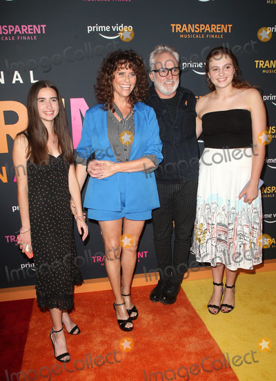 "Amy Landecker, Bradley Whitford Photo - 13 September 2019 - Los Angeles, California - Amy Landecker, Bradley Whitford, Family. LA Premiere Of Amazon's ""Transparent Musicale Finale"" held at Regal Cinemas L.A. Live. Photo Credit: FSadou/AdMedia"