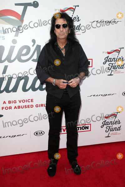 Alice Cooper, Steven Tyler Photo - LOS ANGELES, CA - JANUARY 28: Alice Cooper, at Steven Tyler and Live Nation presents Inaugural Janie's Fund Gala & GRAMMY Viewing Party at Red Studios in Los Angeles, California on January 28, 2018. Credit: Faye Sadou/MediaPunch