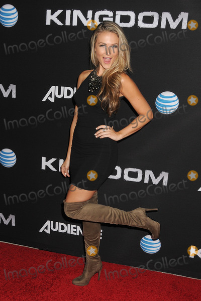 """Ashlee Williss Photo - 6 October 2015 - West Hollywood, California - Ashlee Williss. """"Kingdom"""" Season 2 Los Angeles Premiere held at the Pacific Design Center. Photo Credit: Byron Purvis/AdMedia"""