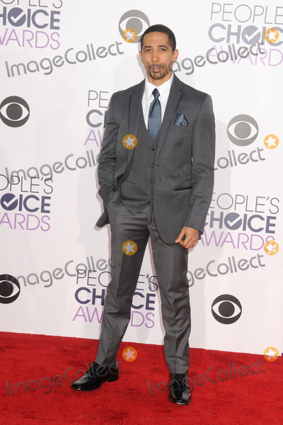 Photo - 6 January 2016 - Los Angeles, California - Neil Brown Jr.. People's Choice Awards 2016 - Arrivals held at The Microsoft Theater. Photo Credit: Byron Purvis/AdMedia