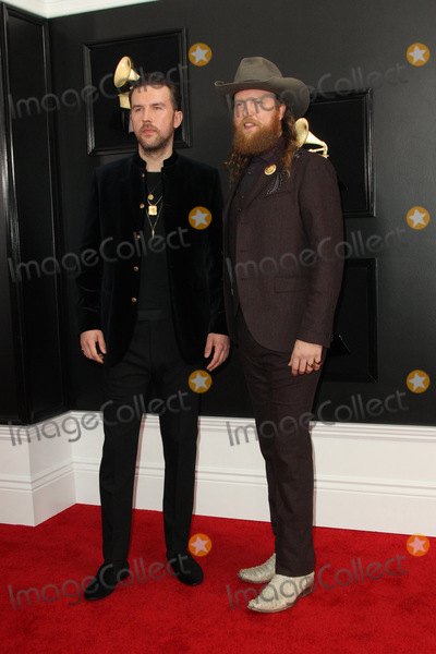 John Osborne, Brothers Osborne, Grammy Awards Photo - 10 February 2019 - Los Angeles, California - T.J. Osborne, John Osborne, Brothers Osborne . 61st Annual GRAMMY Awards held at Staples Center. Photo Credit: AdMedia