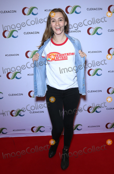 Katherine Barrell Photo - 13 April 2019 - Las Vegas, NV - Katherine Barrell. 2019 ClexaCon Cocktails for Change at The Tropicana Hotel. Photo Credit: MJT/AdMedia
