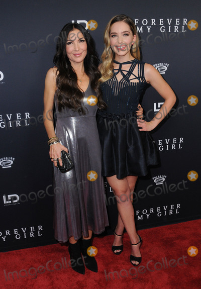 "Jessica Rothe, Jessica Paré, London Hotels Photo - 16 January 2018 - West Hollywood, California - Bethany Ashton Wolf, Jessica Rothe. ""Forever My Girl"" Los Angeles Premiere held at The London Hotel West Hollywood. Photo Credit: Birdie Thompson/AdMedia"