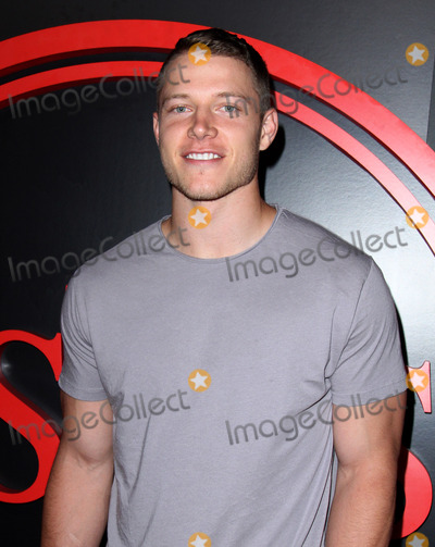Christian McCaffrey Photo - 11 July 2017 - Los Angeles, California - Christian McCaffrey. BODY at ESPYs Party held at the Avalon Hollywood. Photo Credit: AdMedia