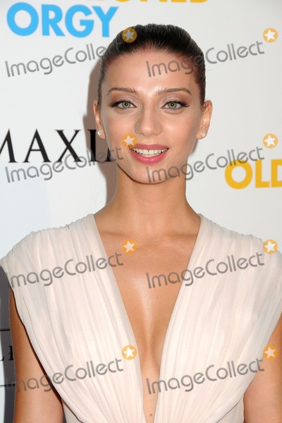 "Angela Sarafyan, Orgy Photo - 25 August 2011 - Hollywood, California - Angela Sarafyan. ""A Good Old Fashioned Orgy"" Los Angeles Special Screening held at Arclight Cinemas. Photo Credit: Byron Purvis/AdMedia"
