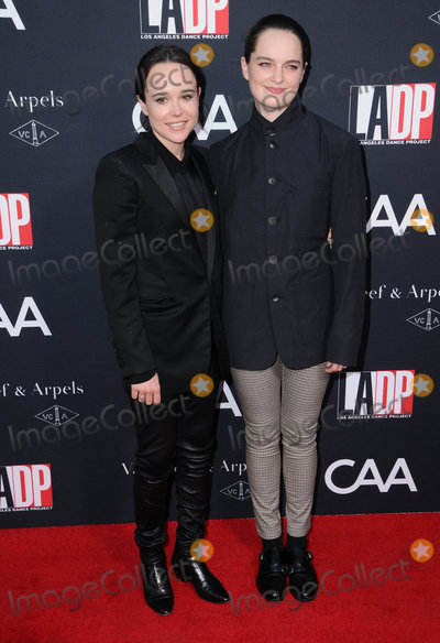 Ellen Page Photo - 07 October  2017 - Los Angeles, California - Ellen Page, Emma Portner. L.A. Dance Project's Annual Gala held at LA Dance Project in Los Angeles. Photo Credit: Birdie Thompson/AdMedia
