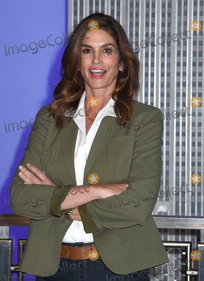 Cindy Crawford, The Ceremonies Photo - 04 March 2020 - New York, New York - Cindy Crawford at the ceremonial lighting of the Empire State Building in celebrating International Womens Day and promoting the nonprofit Delivering Good. Held in the Lobby and on the Observation Deck of the Empire State Building. Photo Credit: LJ Fotos/AdMedia