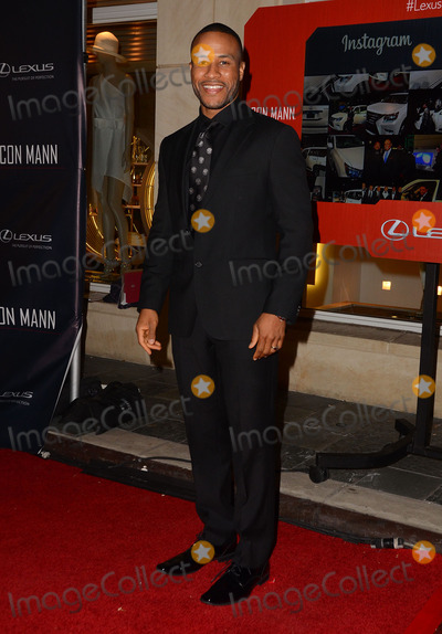 Devon Franklin Photo - 25 February 2014 - Beverly Hills, California - Devon Franklin. Arrivals for the ICON MANN's 2 annual Power 50 pre-Oscar dinner at The Peninsula Hotel in Beverly Hills, Ca. Photo Credit: Birdie Thompson/AdMedia