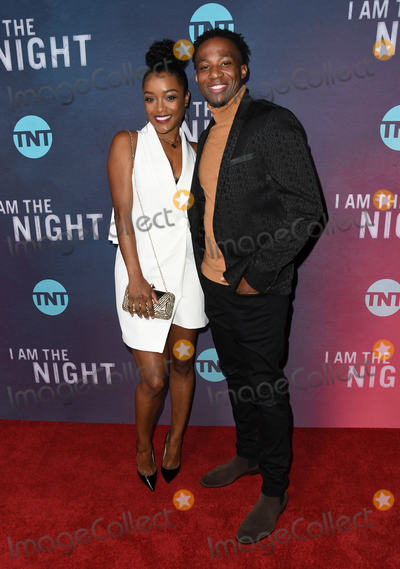 "Arlen Escarpeta Photo - 24 January 2019 - Los Angeles, California - Arlen Escarpeta. TNT's ""I Am the Night"" Los Angeles Premiere held at Harmony Gold. Photo Credit: Birdie Thompson/AdMedia"