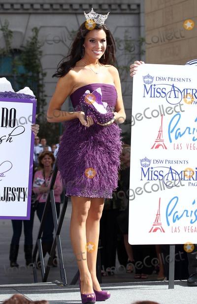 Photo - 14 January 2011 - Las Vegas, Nevada - Miss Colorado Melaina Shipwash.  Miss America 2011 DSW Shoe Parade at Paris Resort Hotel and Casino. Photo: MJT/AdMedia