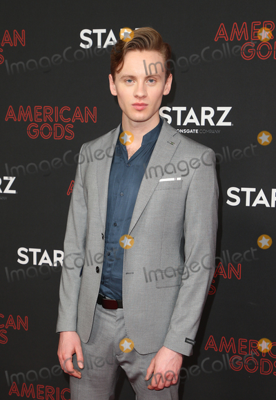 "Bruce Langley Photo - 5 March 2019 - Los Angeles, California - Bruce Langley. The Premiere Of STARZ's ""American Gods"" Season 2 held at Ace Hotel Theatre. Photo Credit: Faye Sadou/AdMedia"